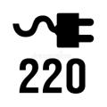 Πρίζας 220 Volt