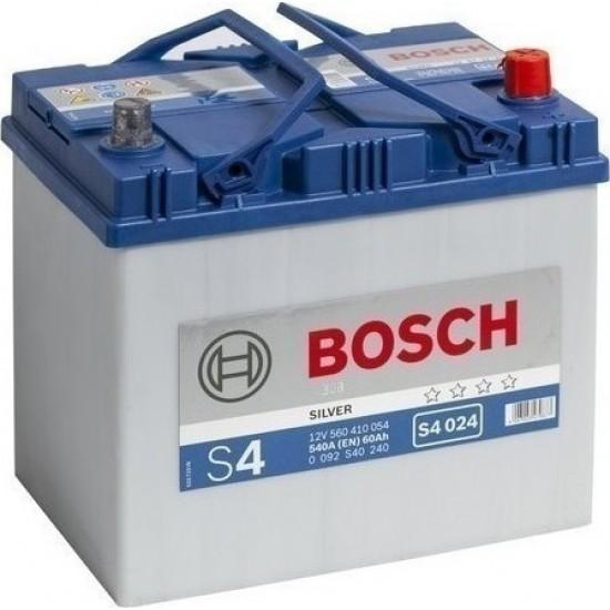 ΜΠΑΤΑΡΙΑ BOSCH S4 60A