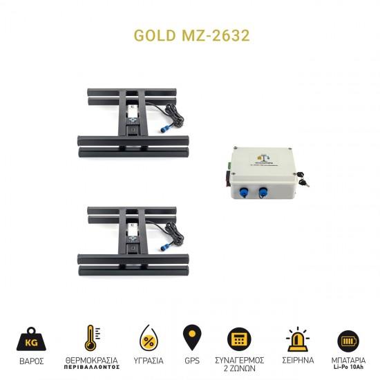 ΜΕΛΙΣΣΟΖΥΓΑΡΙΑ ΜΖ-2632_GOLD